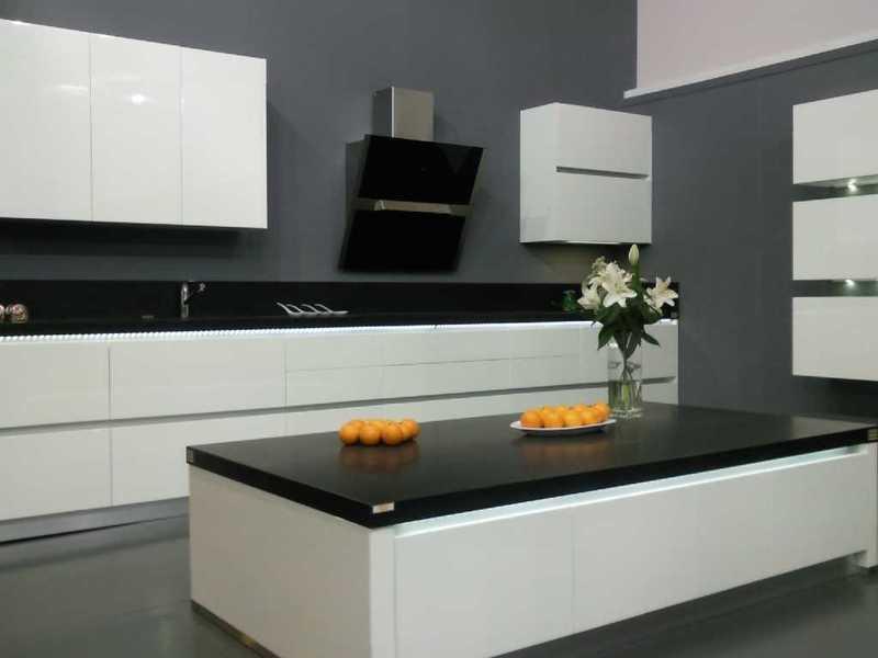 Galería de imágenes de muebles de cocina en Gijón Asturias